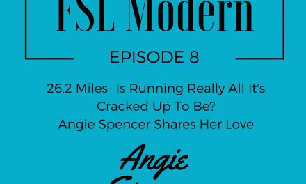 26.2 Miles – Is Running Really All it's Cracked Up to Be? Angie Spencer Shares Her Love, Episode 008
