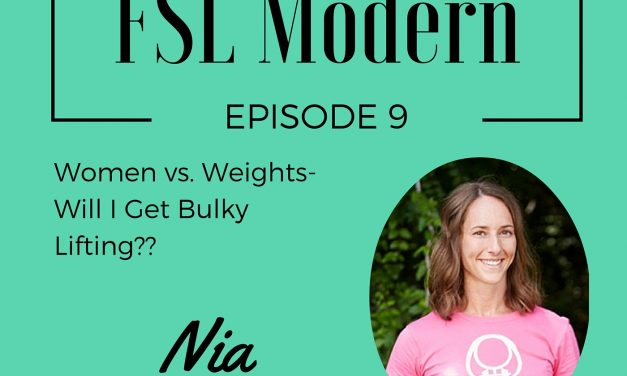 Woman vs. Weights- Will I Get Bulky Lifting? With Nia Shanks, Episode 009