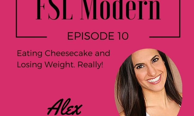 Eating Cheesecake and Losing Weight. Really? With Alex Navarro, Episode 010