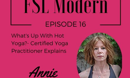 What's Up with Hot Yoga – Certified Yoga Practitioner Annie Brugenhemke Explains, Episode 016