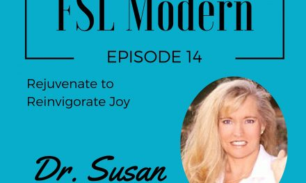 Rejuvenate to Reinvigorate Joy with Dr. Susan Smith Jones, Episode 014