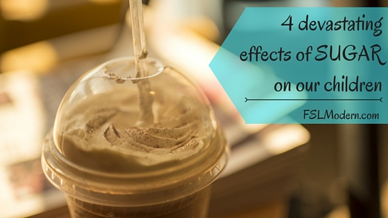 Treating Your Kids to a Sugary Treat? Not so Fast!!