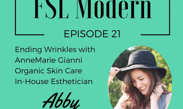 Ending Wrinkles with Abby Jean of Annemarie Gianni Organic Skincare, Episode 020