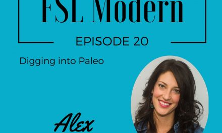 Digging Into Paleo with Alex Golden, Episode 020