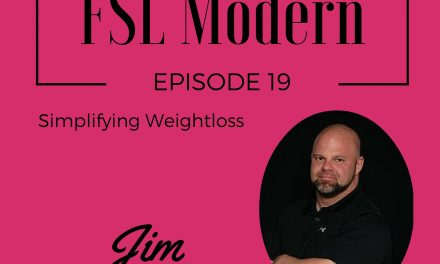 Simplifying Weightloss with Coach Jim Laird, Episode 019