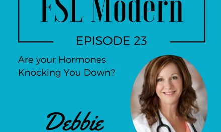 Are Your Hormones Knocking You Down? With Debbie Reynolds, Episode 023