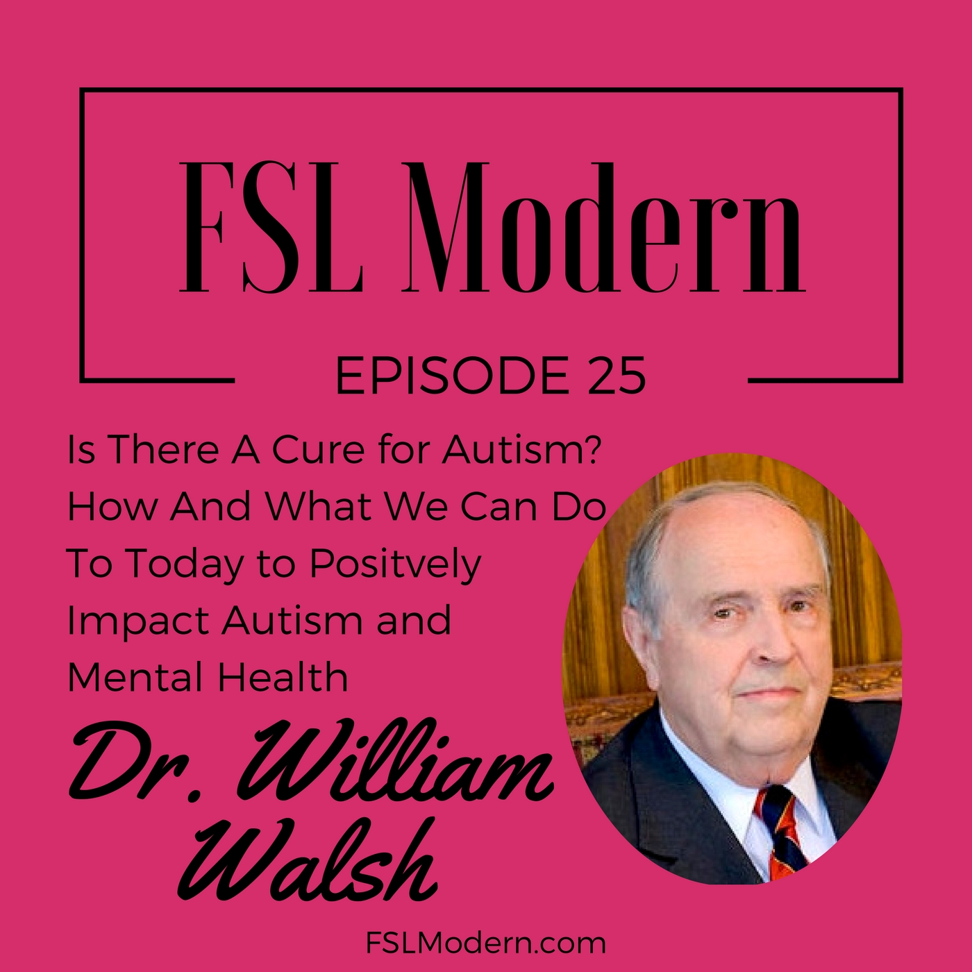Is There a Cure for Autism Dr William Walsh s How and What