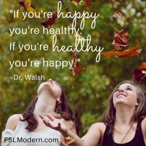 _If you'reyou're healthy,If you'reyou're happy._