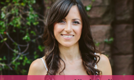 How to Love 'That Time of the Month' with Health Coach Nicole Jardim, #33