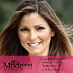 Getting Real about Eating Disorders, Unhealthy Fit and Endurance with Tawnee Prazak, #34