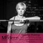From Cardio Crazy to The Weight Room and Down Two Dress Sizes! Inspiration for Type A Ladies with Suzanne Waldrop and Coach Jim Laird, #36