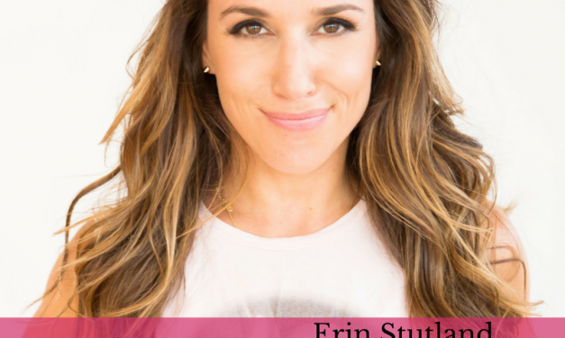 Ignite Your Dreams With Movement And Affirmations, Guest Erin Stutland#42