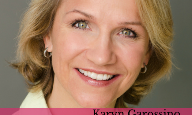 Don't Drop Me! Wisdom for Us All from Olympian Figure Skater Karyn Garossino, #60