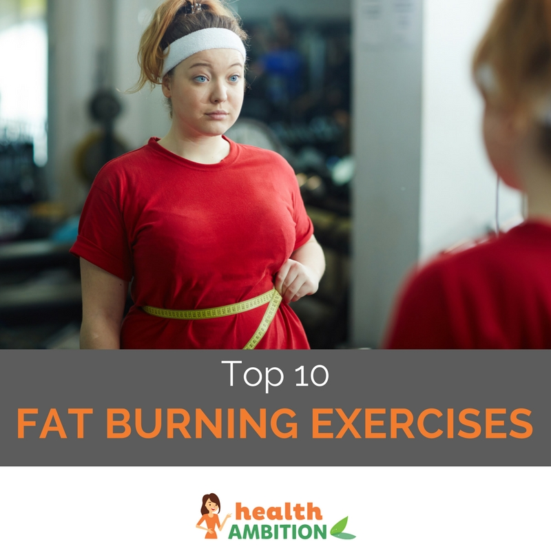 Top 10 Fat Burning Exercises