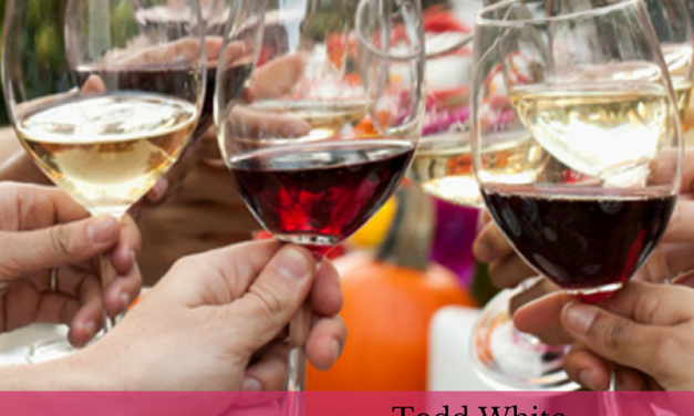 Uncovering the Hidden Toxins in Your Wine with Todd White of Dry Farm Wines, #81
